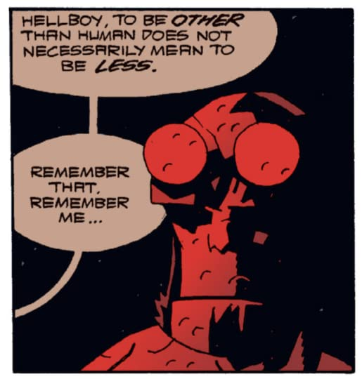 Hellboy-5-To-be-other-than-human